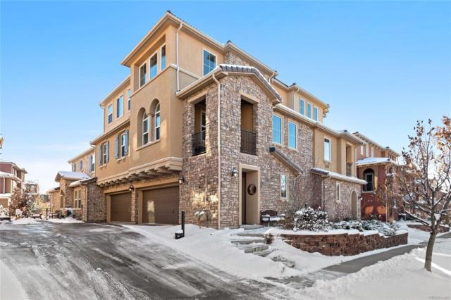 3301 Cascina Circle C, Highlands Ranch, CO 80126 (#9691183) :: My Home Team