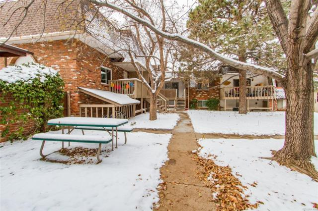 1585 S Holly Street #217, Denver, CO 80222 (#9691577) :: Bring Home Denver