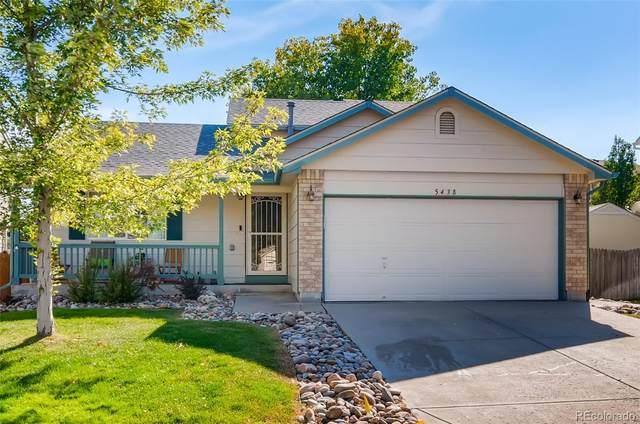 5438 E 129th Avenue, Thornton, CO 80241 (#9691683) :: Briggs American Properties