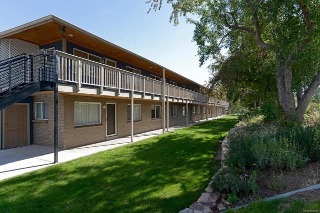 6427 W 11th Avenue #13, Lakewood, CO 80214 (#9691734) :: The Peak Properties Group