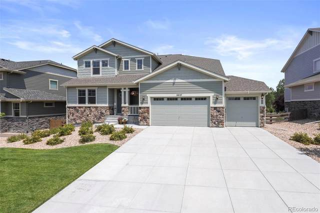 6657 S Robertsdale Way, Aurora, CO 80016 (#9691739) :: Sultan Newman Group