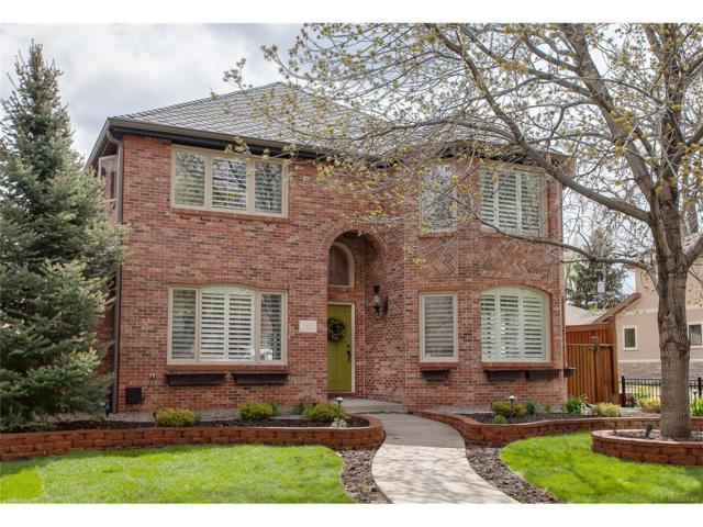 1420 S Elizabeth Street, Denver, CO 80210 (MLS #9691915) :: 8z Real Estate