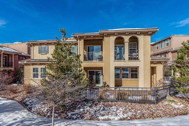 3468 Cascina Place A, Highlands Ranch, CO 80126 (MLS #9691929) :: 8z Real Estate
