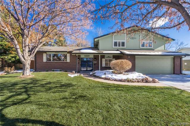 5564 E Mansfield Avenue, Denver, CO 80237 (#9692165) :: The Heyl Group at Keller Williams