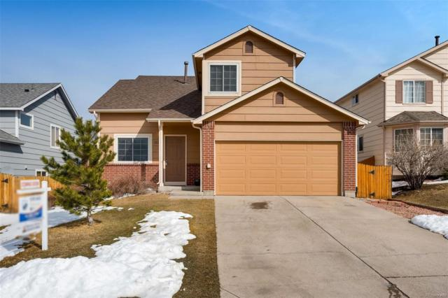 11214 Wintergreen Drive, Parker, CO 80138 (MLS #9692355) :: 8z Real Estate