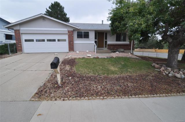 12711 W Jewell Circle, Lakewood, CO 80228 (#9692361) :: The City and Mountains Group
