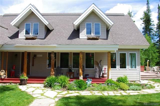 26650 Katy Court, Clark, CO 80428 (#9692469) :: Colorado Home Finder Realty