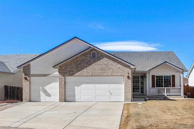 475 Badger Creek Drive, Brighton, CO 80601 (#9692471) :: James Crocker Team