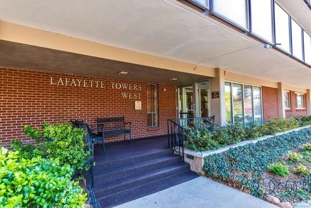 1085 N Lafayette Street #202, Denver, CO 80218 (#9692549) :: The HomeSmiths Team - Keller Williams