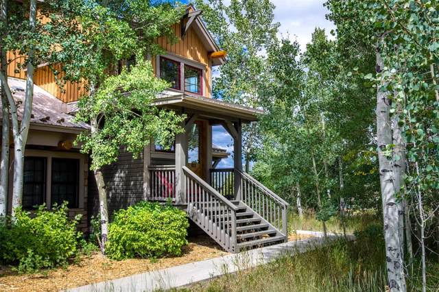 5305 N Star Trail 5-305, Granby, CO 80446 (#9692998) :: James Crocker Team