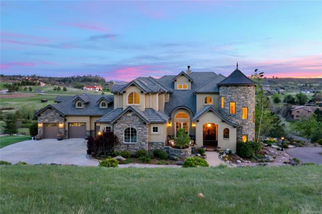 10714 Flatiron Road, Lone Tree, CO 80124 (#9693031) :: HomeSmart Realty Group