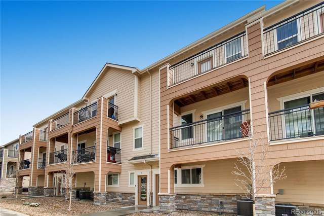 11250 Florence Street 16D, Commerce City, CO 80640 (#9693068) :: The Peak Properties Group