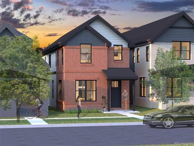 3412 W 31st Avenue, Denver, CO 80211 (#9693112) :: The Griffith Home Team