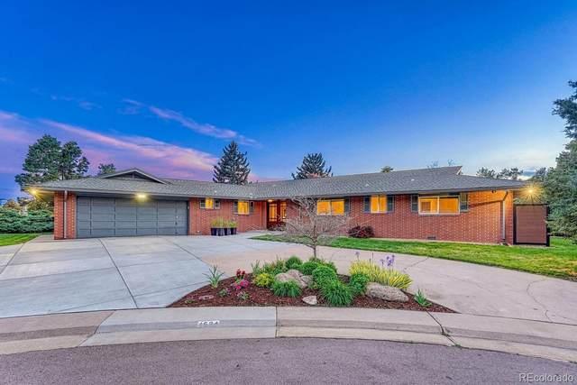 4594 S Akron Street, Greenwood Village, CO 80111 (#9693128) :: Kimberly Austin Properties