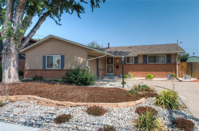 1448 S Oneida Street, Denver, CO 80224 (MLS #9693490) :: 8z Real Estate