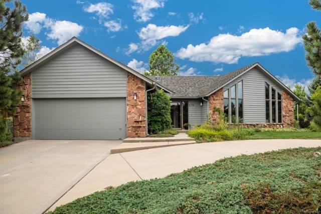 570 W Cedar Place, Louisville, CO 80027 (MLS #9693516) :: 8z Real Estate