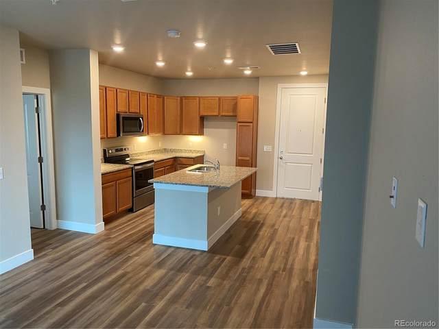 14341 E Tennessee Avenue #303, Aurora, CO 80012 (MLS #9693764) :: 8z Real Estate