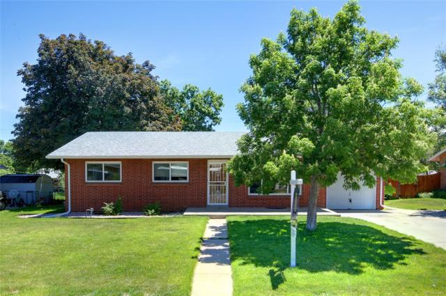 40 S Field Street, Lakewood, CO 80226 (#9693926) :: The Heyl Group at Keller Williams
