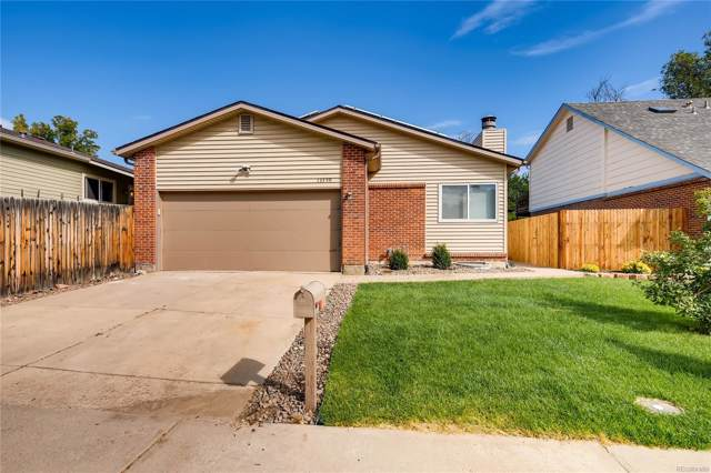 13359 W 71st Place, Arvada, CO 80004 (#9694123) :: The Galo Garrido Group