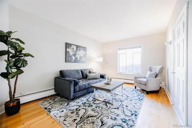 1214 Pearl Street #1, Denver, CO 80203 (MLS #9694774) :: 8z Real Estate