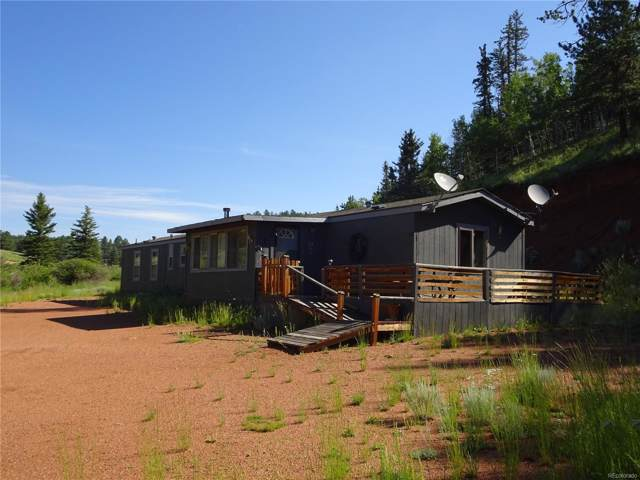 1770 Pathfinder Road, Florissant, CO 80816 (MLS #9695586) :: 8z Real Estate