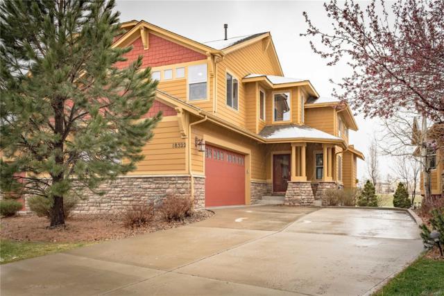 18322 E Saskatoon Place, Parker, CO 80134 (#9695724) :: The Peak Properties Group