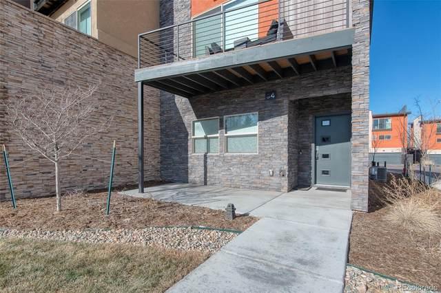94 Cheyenne Boulevard, Colorado Springs, CO 80905 (MLS #9696028) :: 8z Real Estate
