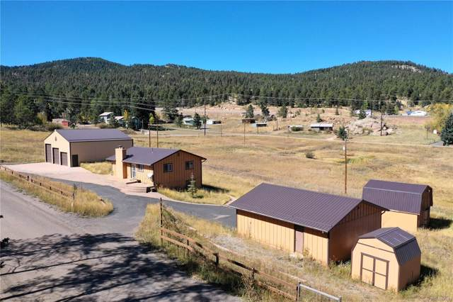 28583 Columbine Drive, Conifer, CO 80433 (MLS #9696054) :: Colorado Real Estate : The Space Agency