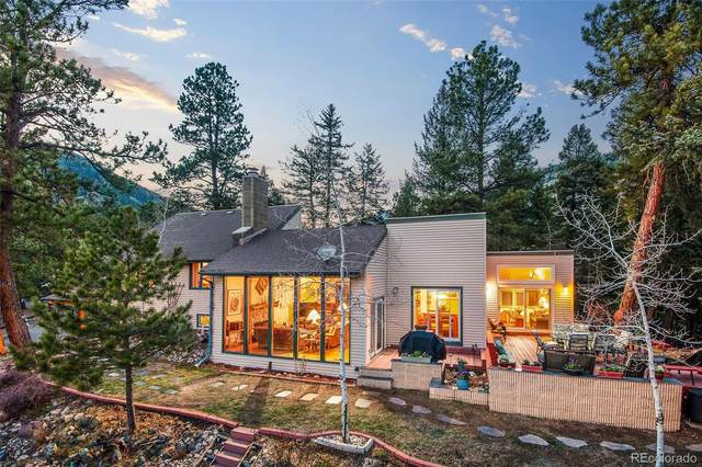 718 Cottonwood Drive, Evergreen, CO 80439 (#9696182) :: Wisdom Real Estate