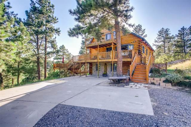 75 Conestoga Place, Franktown, CO 80116 (MLS #9696672) :: 8z Real Estate