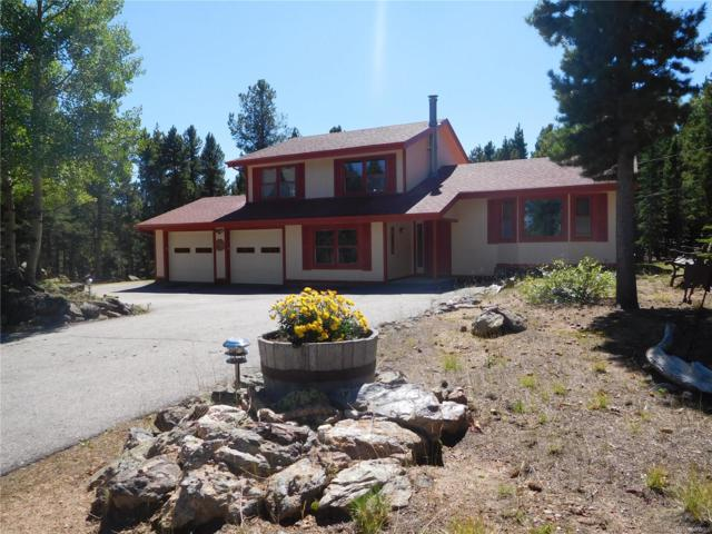32036 Edward Drive, Conifer, CO 80433 (#9697115) :: The DeGrood Team