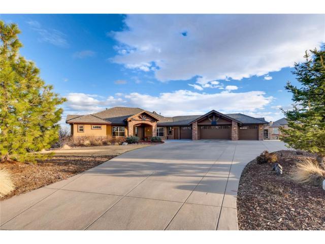 6571 Tremolite Drive, Castle Rock, CO 80108 (MLS #9697139) :: 8z Real Estate