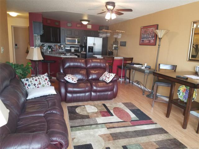 1625 Larimer Street #1508, Denver, CO 80202 (#9697469) :: Structure CO Group