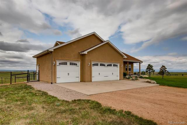 3570 Shooting Star Circle, Elbert, CO 80106 (#9697534) :: The DeGrood Team