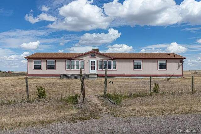9522 Sun Country Drive, Elizabeth, CO 80107 (MLS #9697743) :: 8z Real Estate