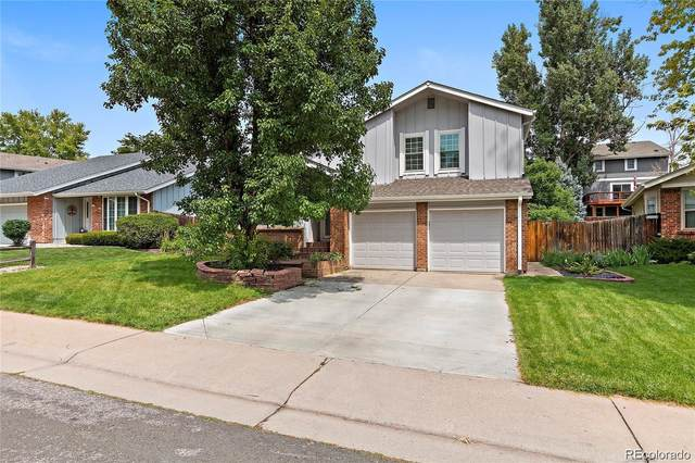 7932 S Valentia Street, Centennial, CO 80112 (#9698800) :: The Griffith Home Team
