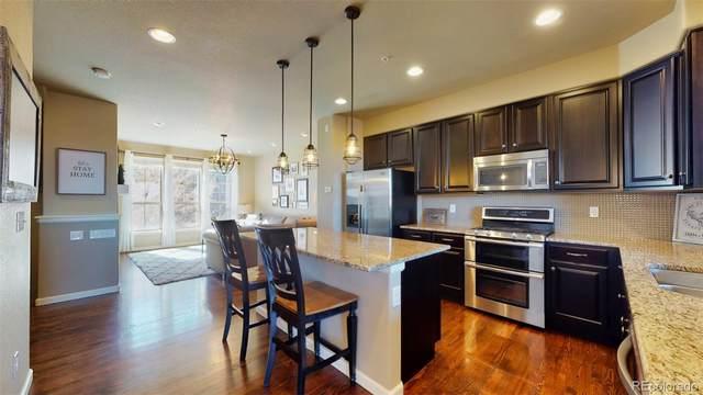 9456 Rockhurst Street D, Highlands Ranch, CO 80129 (MLS #9699337) :: 8z Real Estate