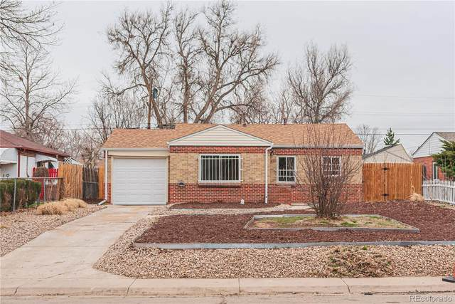 2420 Magnolia Street, Denver, CO 80207 (MLS #9699886) :: Stephanie Kolesar