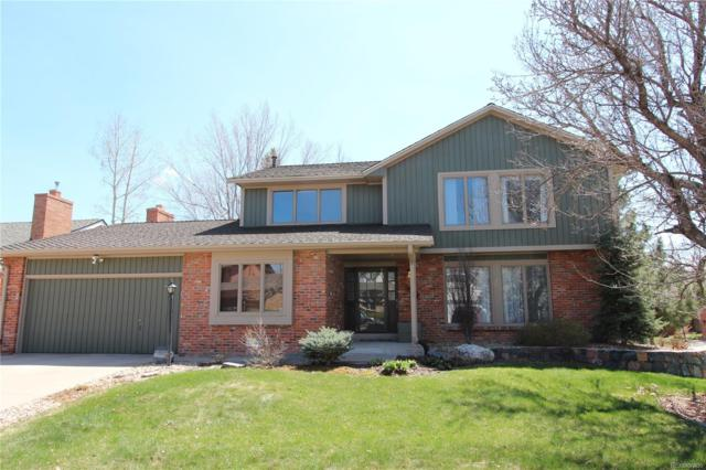 16664 E Crestline Place, Centennial, CO 80015 (#9700051) :: The Heyl Group at Keller Williams