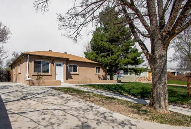 1265 Xanadu Street, Aurora, CO 80011 (#9700277) :: Colorado Team Real Estate