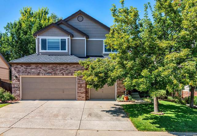 10583 Oakmoor Circle, Parker, CO 80134 (#9700669) :: The Heyl Group at Keller Williams