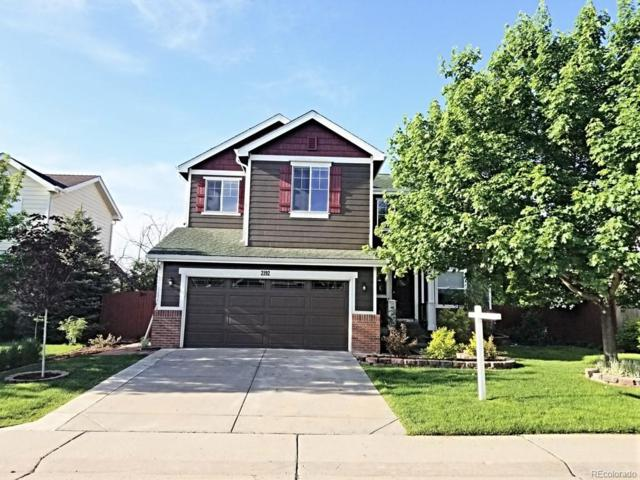 2192 E 98th Avenue, Thornton, CO 80229 (#9701003) :: Sellstate Realty Pros