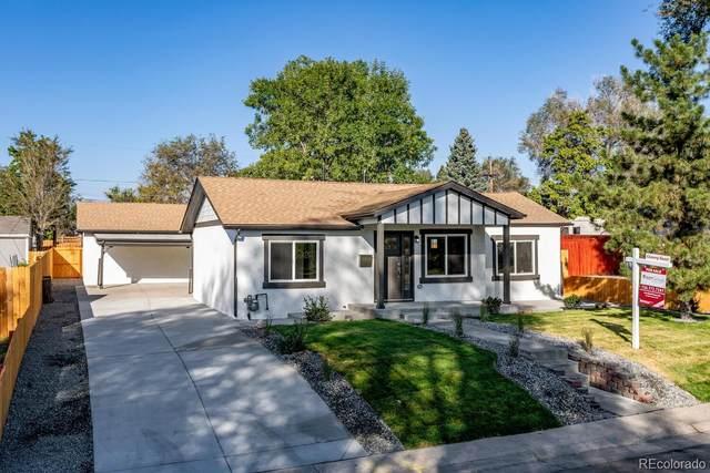 1175 S Vrain Street, Denver, CO 80219 (MLS #9701219) :: Neuhaus Real Estate, Inc.