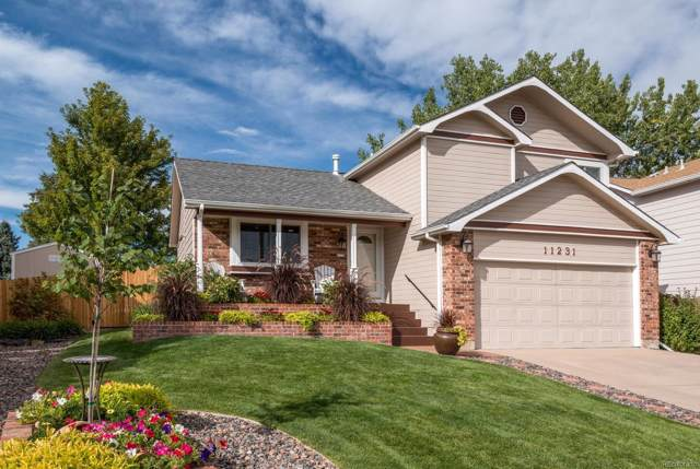 11231 W Brittany Drive, Littleton, CO 80127 (MLS #9701567) :: 8z Real Estate