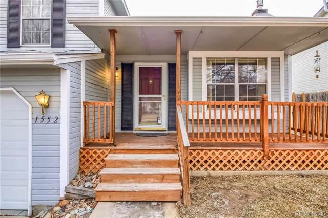 1552 S Biscay Court, Aurora, CO 80017 (#9701569) :: The Dixon Group