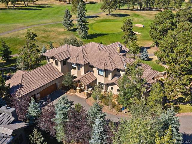 31211 Island Drive, Evergreen, CO 80439 (#9701588) :: Realty ONE Group Five Star