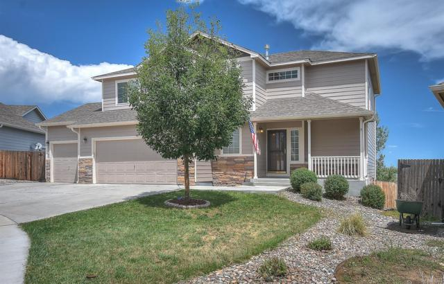 9409 Riverton Path, Fountain, CO 80817 (#9701817) :: The City and Mountains Group
