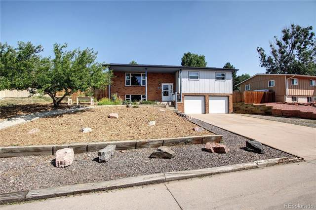 1327 South Street, Castle Rock, CO 80104 (#9702573) :: The Griffith Home Team