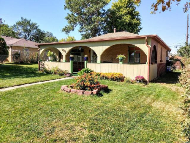 3875 N Madison Street, Denver, CO 80205 (#9702771) :: The Peak Properties Group