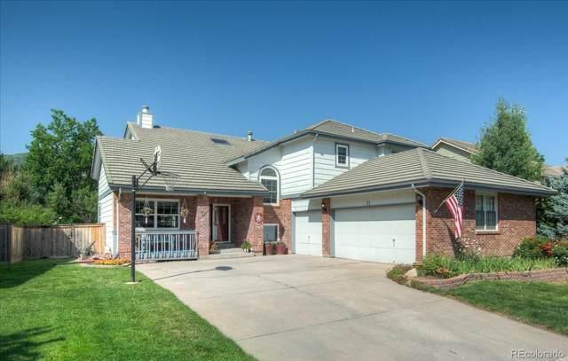 11 Mesa Oak, Littleton, CO 80127 (#9703100) :: The Colorado Foothills Team | Berkshire Hathaway Elevated Living Real Estate